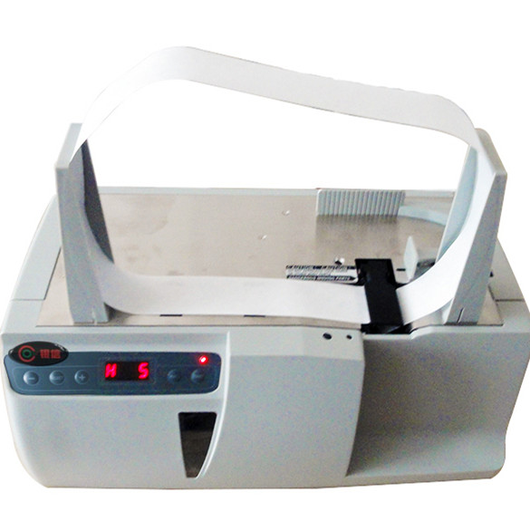 Strapping machine automatic binding machine with paper